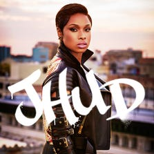 "Album sleeve for Jennifer Hudson's ""JHUD,""  out Tuesday."