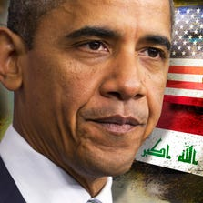 President Obama told Congress on Monday that he is deploying approximately 200 more troops to Iraq to bolster security at the U.S. embassy and airport in Baghdad.