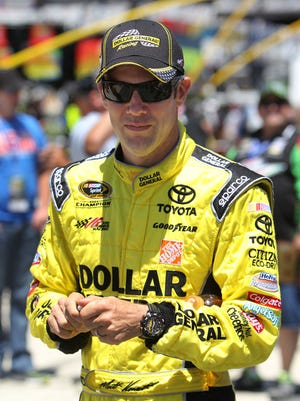 Matt Kenseth, who had a series-high seven wins last season, leaves Bristol still searching for his first victory of 2014.