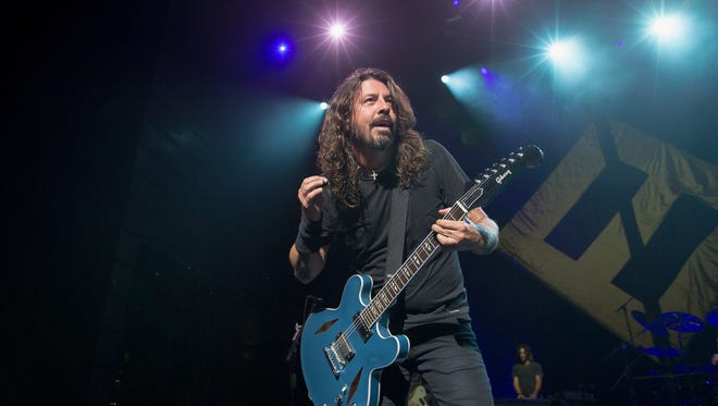 "Playing live for nearly three hours ""takes its toll on you physically,"" admits Grohl, but ""that's the conflict: Your heart and head are still in it like you're 18 years old."""