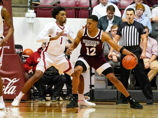 Mississippi State forward Robert Woodard has a decision to make regarding his future. He's rated as one of the top 30 NBA Draft prospects, but MSU head coach Ben Howland said it isn't certain what Woodard will do.