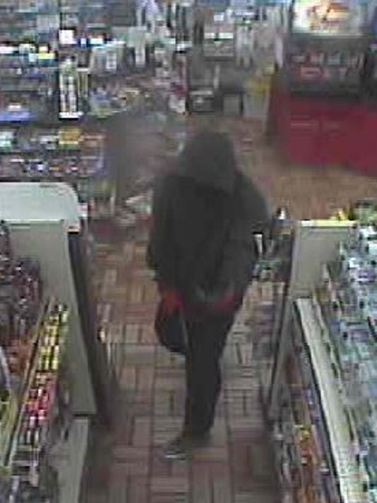 Armed robber Surprise-area Chevron gas station