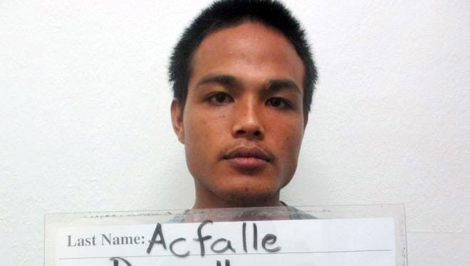 Darall Stephen Acfalle