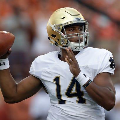 Notre Dame's DeShone Kizer ready for draft