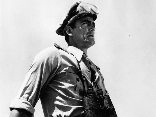 Eric Braeden played German Capt. Hans Dietrich in ABC