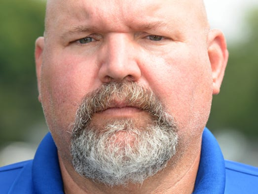 Lincoln High School Football Coach Phil Renforth