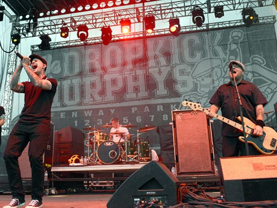 The Dropkick Murphys has the best song about Massachusetts.