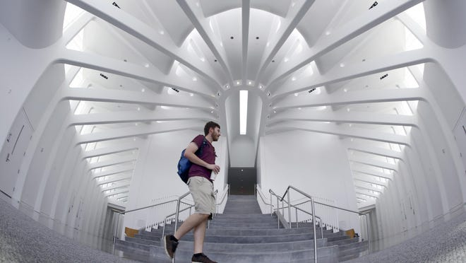 Florida Polytechnic University is among the schools with students who have already returned from spring break and will be asked to go home for two weeks.