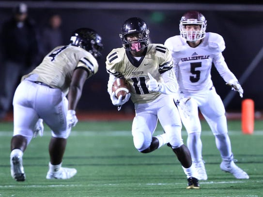 Kylan Watkins ran for 2,175 yards and scored 32 touchdowns as a senior at Whitehaven in 2016.