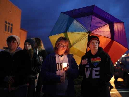 AP TRANSGENDER TEENS DEATH A USA OH