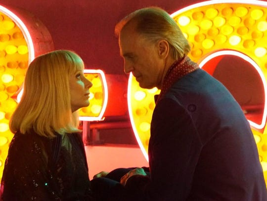 "Sondra Locke and Keith Carradine star in ""Ray Meets"