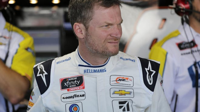 Dale Earnhardt Jr. won 26 career Cup Series races, including a pair of Daytona 500s, and is a 15-time winner of NASCAR's Most Popular Driver Award.