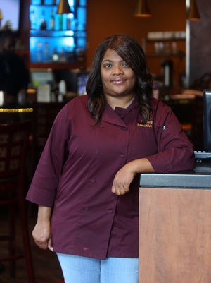 The city of Cincinnati made a poor decision in forgiving all but $100,000 owed by restaurateur Liz Rogers, shown in the now-defunct Mahogany's at The Banks.