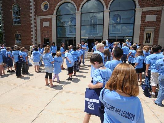 third grade academy