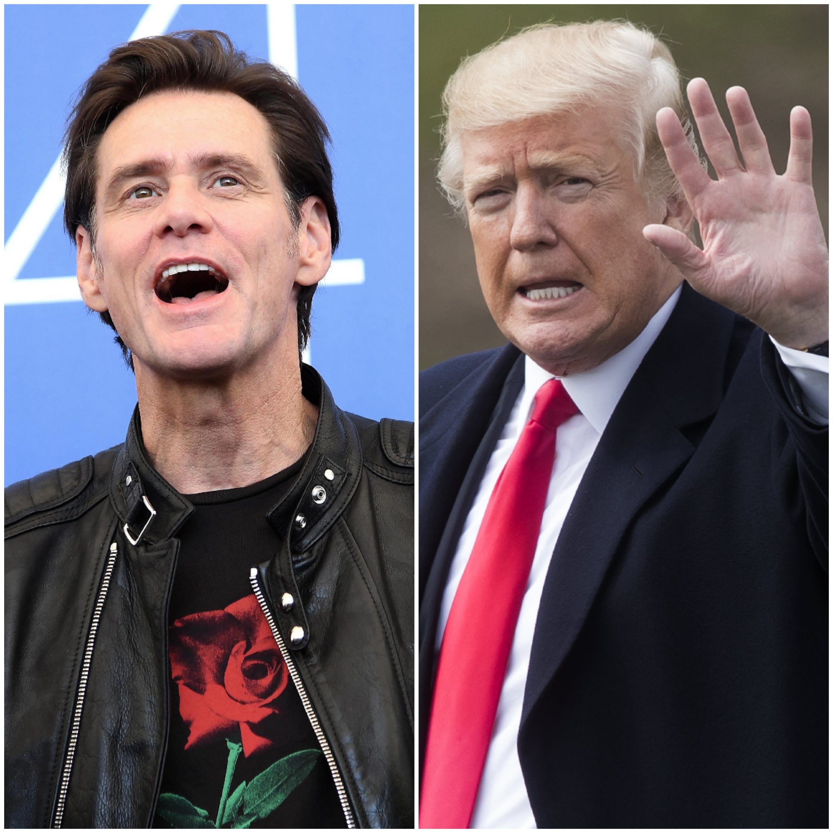 Photo Russian double Jim Carrey has created a furor in the web 08/09/2016 81