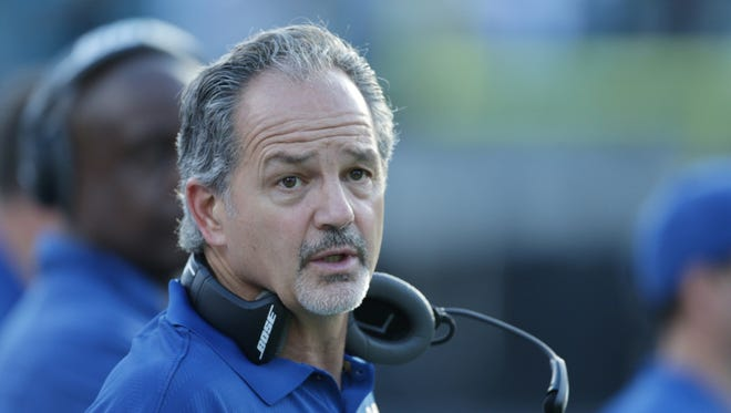"""Chuck Pagano said he prefers his players not """"air out dirty laundry"""" to the media."""