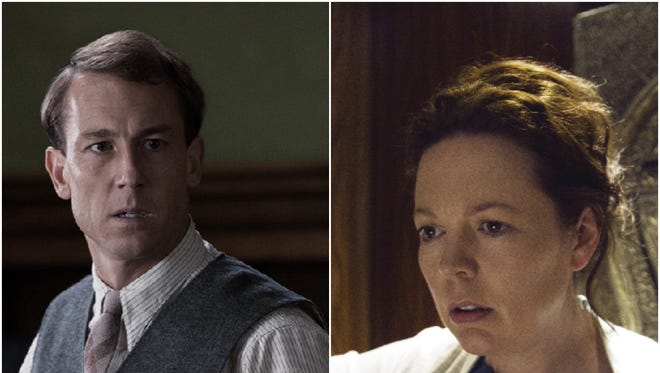 Tobias Menzies will join Olivia Colman as the next Prince Philip and Queen Elizabeth for Seasons 3 and 4 of Netflix's 'The Crown.'