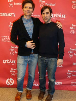 Scott and Schwartzman on The Overnight, Penises -- Vulture