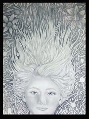 Honorable Mention winning piece by Paige Teske.