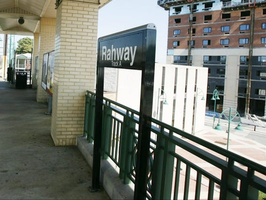 Rahway train station