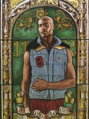 """""""Arms of Nicolas Ruterius, Bishop of Arras"""" echoes"""