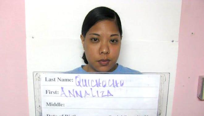 Annaliza Quichocho