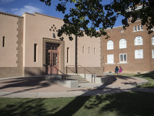 Phoenix Indian School Visitor Center 746887001