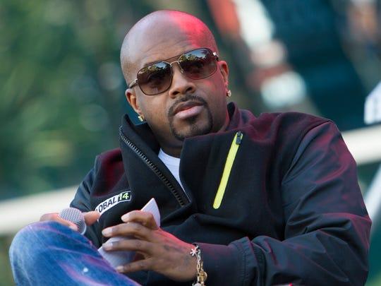 Jermaine Dupri — The hip-hopper, producer and manager