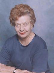 "Jane Eppinga, Tucson, author of ""Arizona Sheriffs: Badges and Bad Men"" and a number of other Arizona histories."