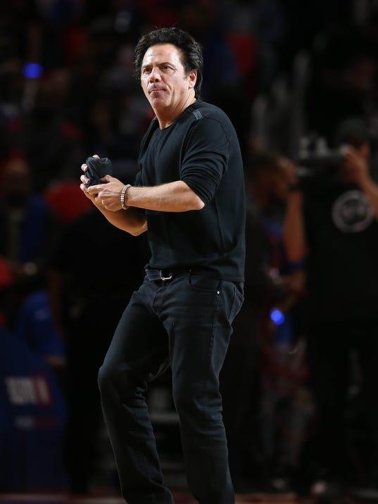 Detroit Pistons vs. Charlotte Hornets