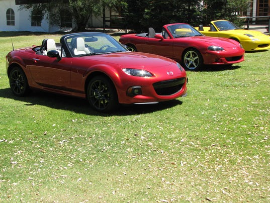 Mazda S Special Mx 5 Miata Sells Out In A Flash