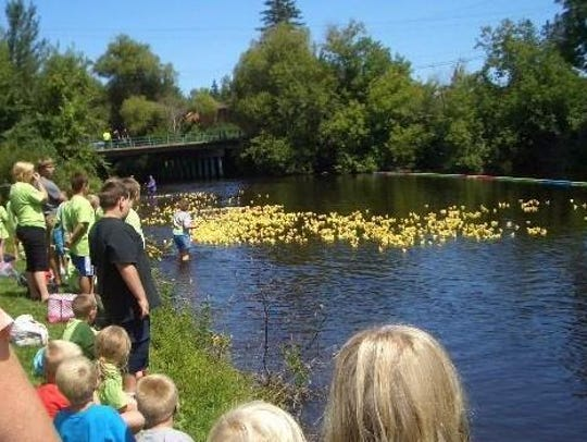Contests in the past have included the Rubber Duck
