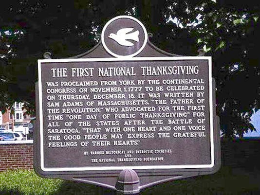 636075446824779376-Thanksgiving-Proclamation-marker-in-York.jpg