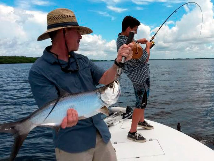 Fishing best bets aug 21 for Delray beach fishing
