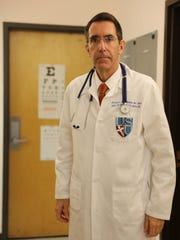 Emergency physician Arthur Kellermann, is a professor and dean of the medical school at the Uniform Services University of the Health Sciences.