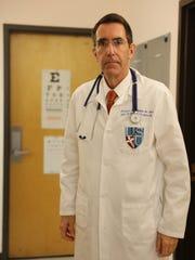 Emergency physician Arthur Kellermann, is a professor