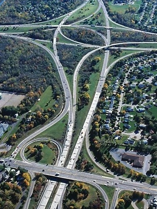 390-490 interchange