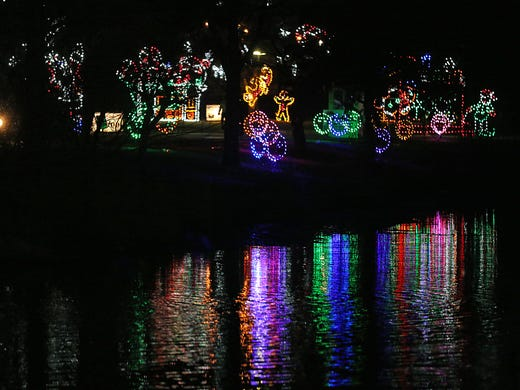 - Jolly Holiday Lights Glows At New Location Starting Tuesday