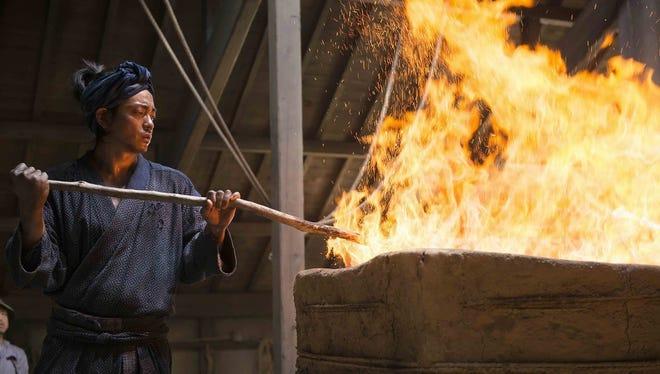 "Cinema on the Bayou closes Wednesday with the Japanse thriller, ""Tatara Samurai."""