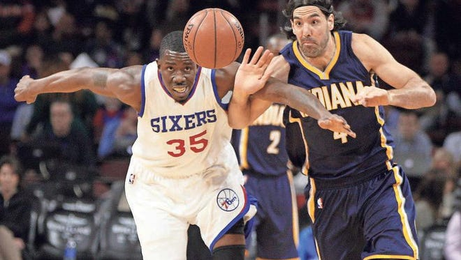 That new lineup was unable to get its way against the Indiana Pacers on Friday night, as the Sixers fell 106-95 at the Wells Fargo Center.