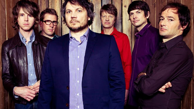 Wilco will headline the two-day Independence Day Music Festsival