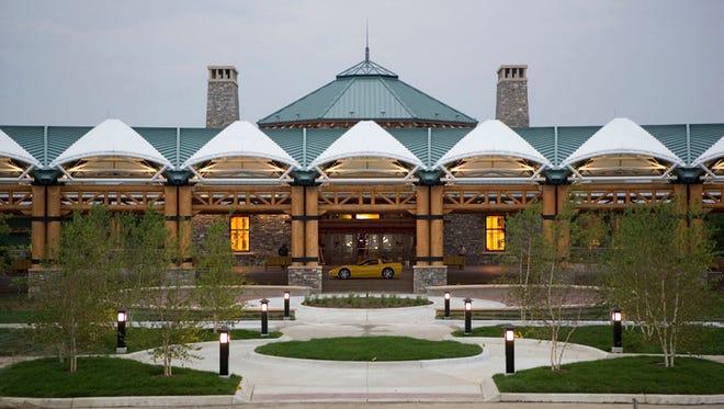 Four Winds Casino and Resort in New Buffalo, MI