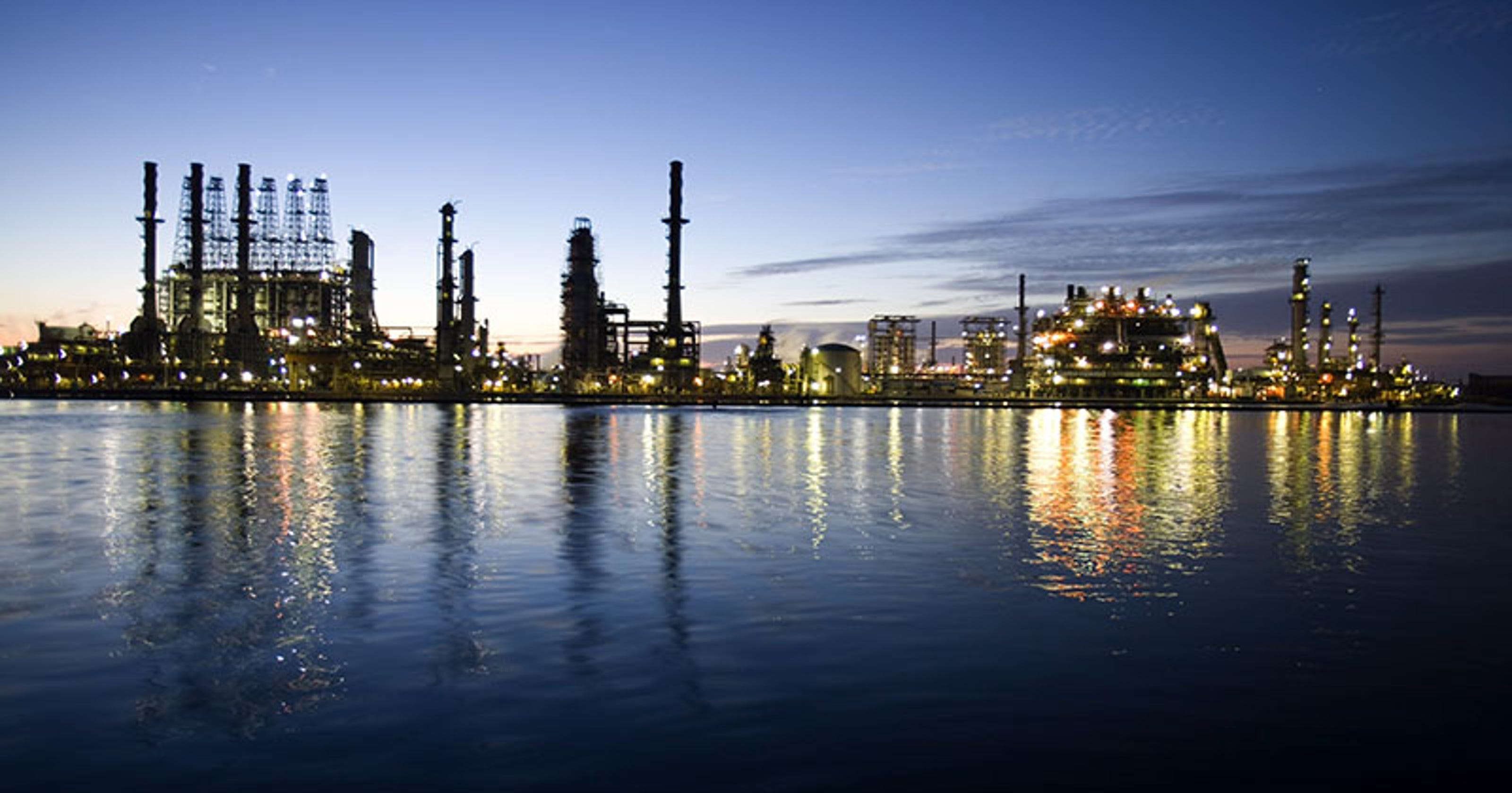 pascagoula refinery reports potential security issue