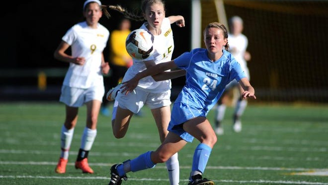 Reynolds beat visiting Foard, 5-1, in Wednesday's third round of the NCHSAA 3-A soccer playoffs.
