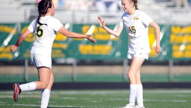 Reynolds is back at home for Saturday's fourth round of the NCHSAA 3-A soccer playoffs.