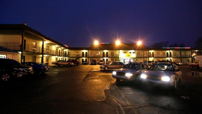 The Economy Inn on Bardstown Road has been the site of repeated police calls.