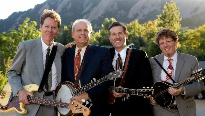 Hot Rize will open the 2015-'16 concert season at the Clifton Center on Sept. 18.