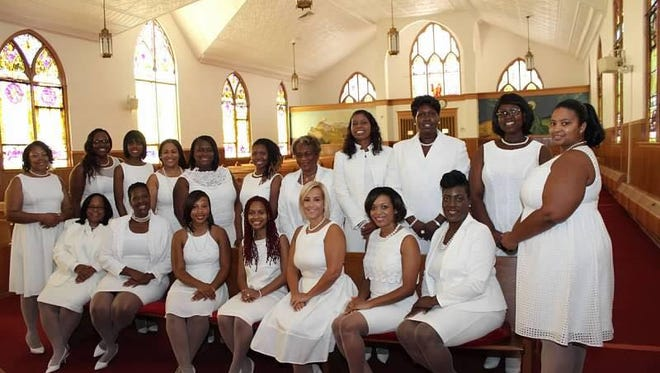 A Shore area chapter has been formed for Zeta Phi Beta Sorority, Inc.