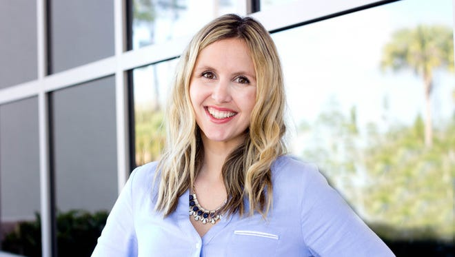 Kimberly Wallace, director of alumni relations, Florida Gulf Coast University
