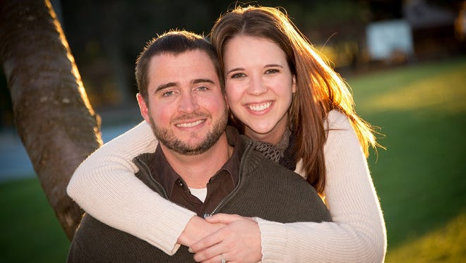 Kendra Kuykendall and Mitchell Stonesifer are engaged to be married Oct. 22, 2016.